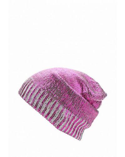 Розовая шапка весенняя Modis