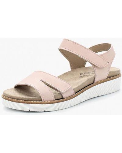 Розовые сандалии Dali
