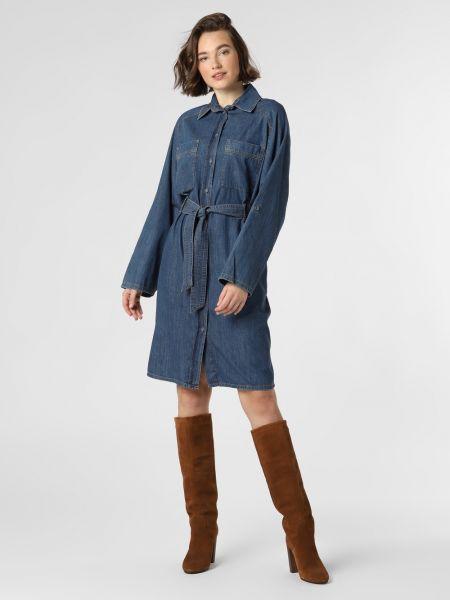 Sukienka - niebieska Set