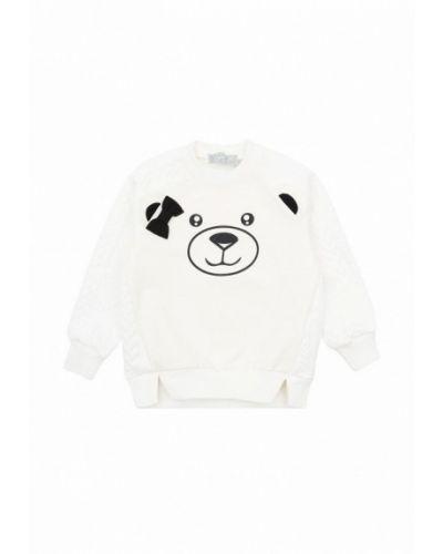 Белый свитшот Kids Couture