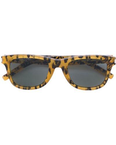 Солнцезащитные очки квадратные Saint Laurent Eyewear