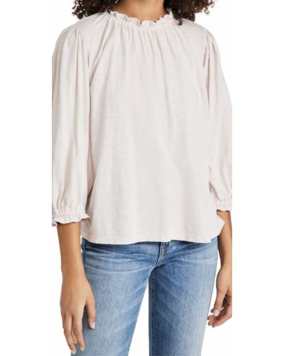 Bluzka bawełniana Velvet