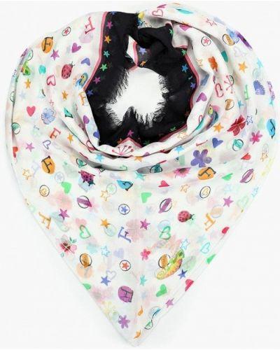 Платок итальянский белый Furla