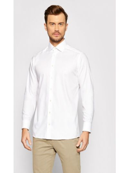 Biała biała koszula Eton