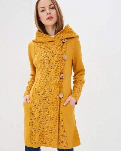 Кардиган - желтый Milana Style