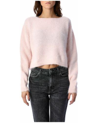 Bluza dresowa - różowa Tensione In