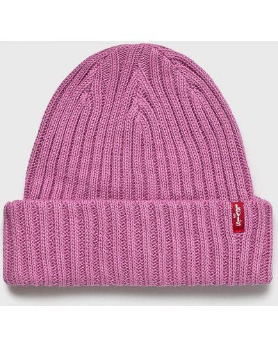 Тонкая шапка - красная Levi's®