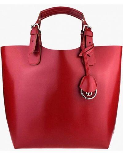 Кожаная сумка шоппер Bb1