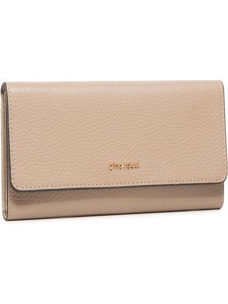 Beżowy portfel oversize Gino Rossi