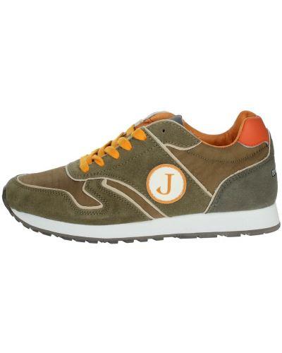 Zielone sneakersy Jeckerson