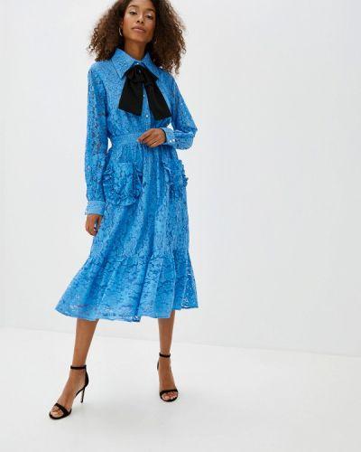 Платье осеннее прямое Sister Jane