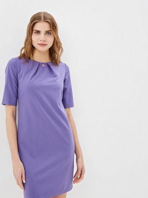 Платье прямое фиолетовый Likadis