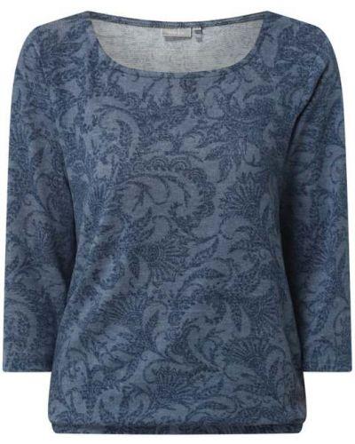 Niebieski sweter Fransa