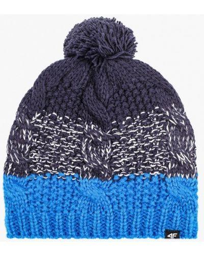 Синяя шапка 4f