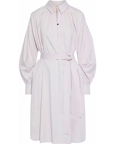 Sukienka bawełniana zapinane na guziki Roksanda