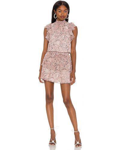 Текстильное платье с подкладкой 1. State