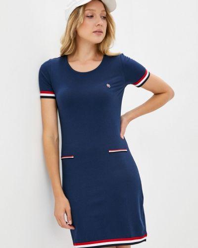 Синее платье Felix Hardy