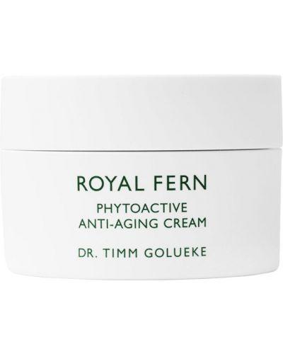 Krem do twarzy beżowy kolagen Royal Fern