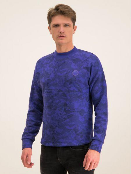 Fioletowa bluza Napapijri