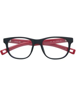 Черные очки Lacoste Kids