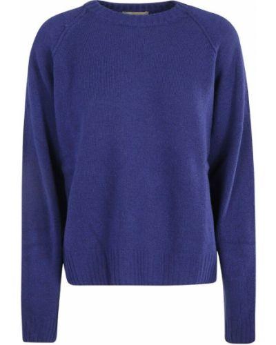 Niebieski sweter Momoni
