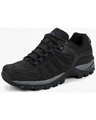 Треккинговые ботинки осенние кожаные Ascot