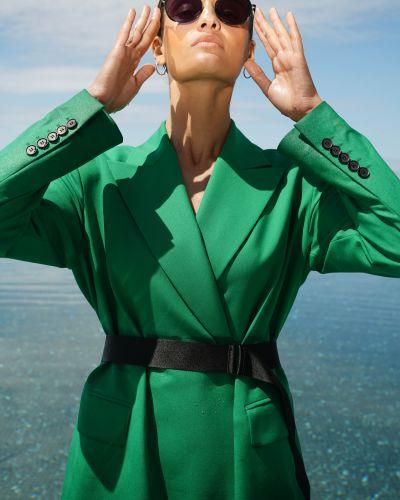 Зеленый пиджак Vassa&co