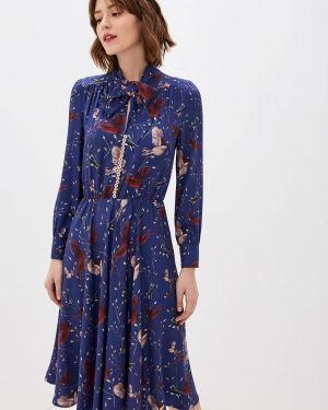 Платье осеннее прямое Gregory