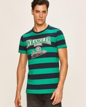 Koszula wełniany z obrazem Wrangler