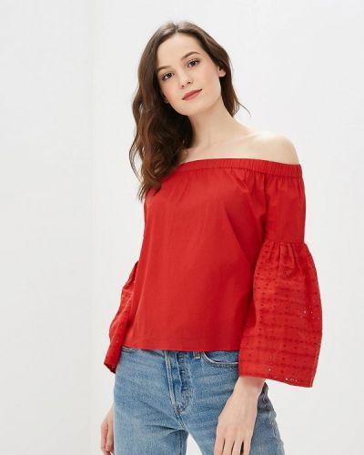 Красная блузка Glamorous