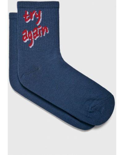 Синие носки Fulloff