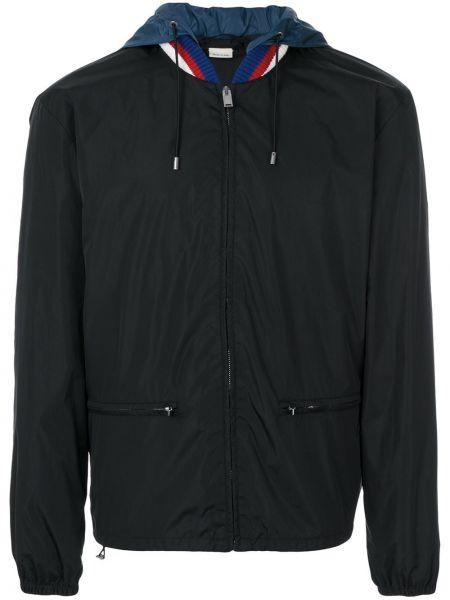 Куртка с капюшоном черная Gucci