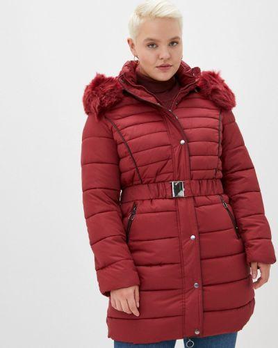 Утепленная красная куртка Z-design