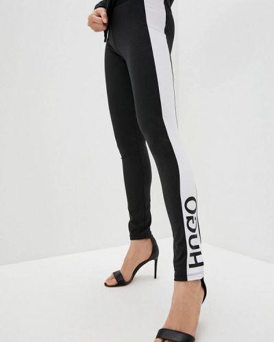 Черные спортивные брюки Hugo