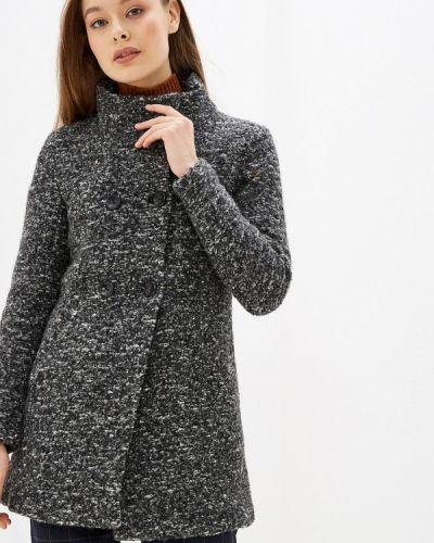 Пальто серое пальто Only