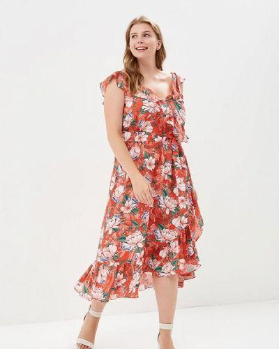 Коктейльное платье осеннее Dorothy Perkins Curve