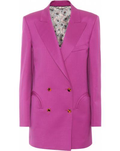 Розовый пиджак оверсайз Blazé Milano