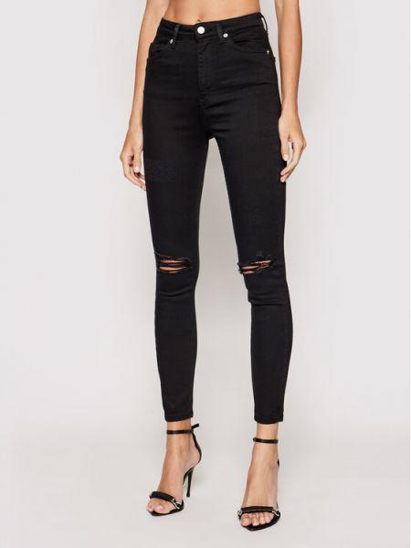 Mom jeans - czarne Na-kd