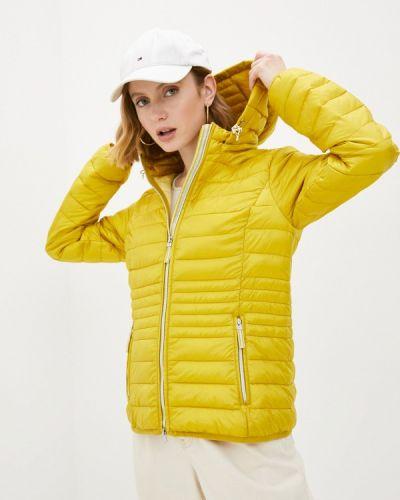 Желтая утепленная куртка Betty Barclay