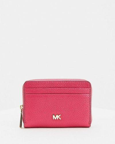 Розовый кошелек Michael Michael Kors