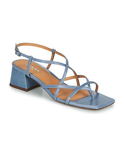 Niebieskie sandały Jonak