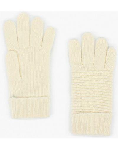 Перчатки - белые United Colors Of Benetton