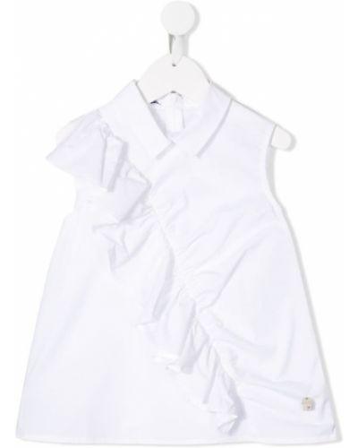 Белая блуза Simonetta