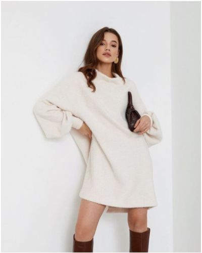 Платье - белое 0101 Brand