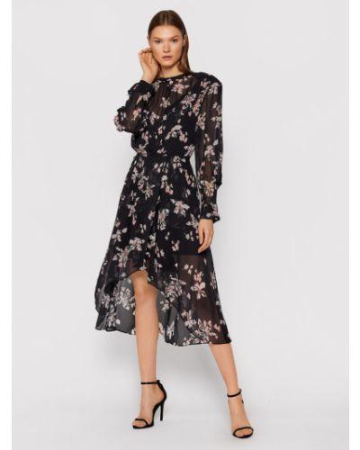 Czarna sukienka na lato Iro