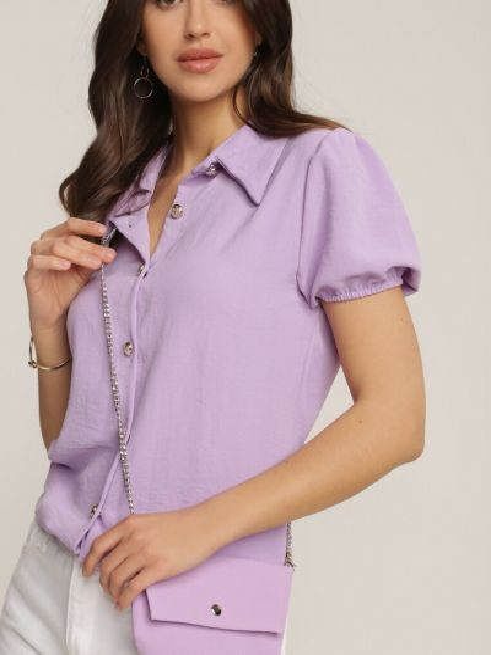 Fioletowa koszula Renee