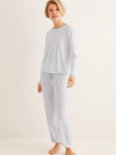 Пижама пижамный серая Women'secret