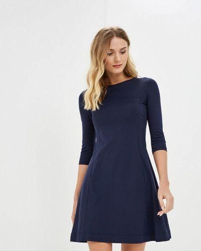 Платье прямое осеннее Bruebeck