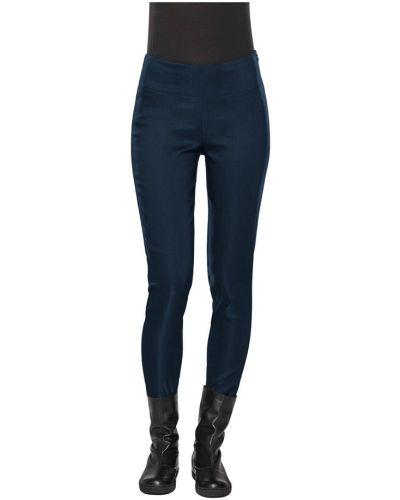 Niebieskie spodnie Sarah Pacini