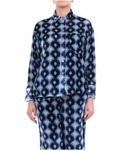 Niebieska bluzka Maliparmi